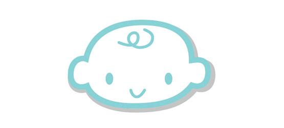 s-baby-head